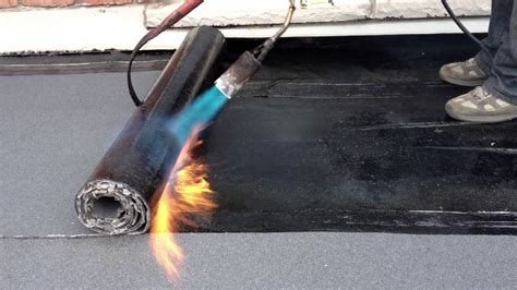 torch  bitumen roofing fleetwood roofing