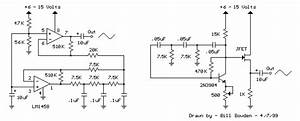 Low Frequency Sinewave Generators Circuit Diagram And