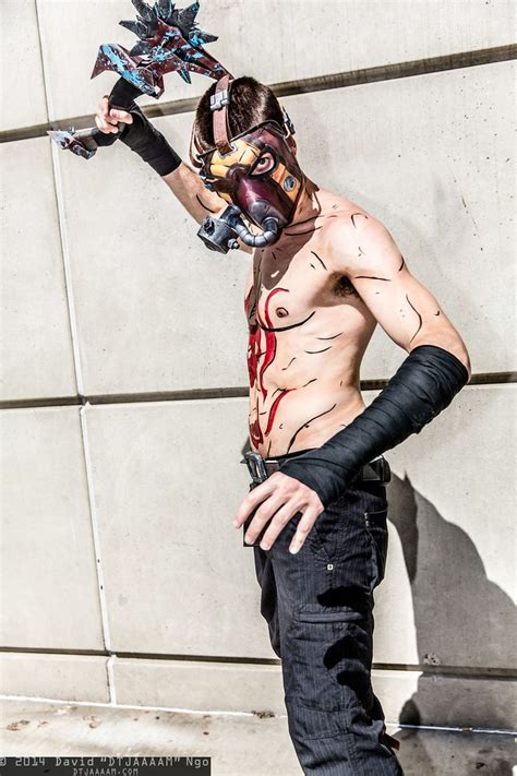 1000 Images About Video Game Cosplay Krieg The Psycho
