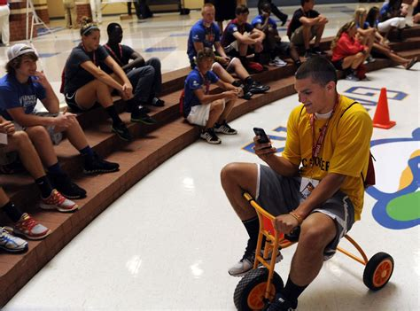 local high school students learn  lead  student