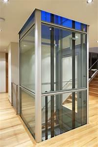ascenseur maison autoportant l39ideal pour compenser le With ascenseur interieur maison prix