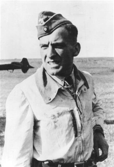 germanys most decorated soldier hans ulrich rudel stuka dive bomber pilot during world