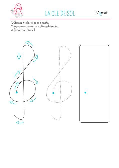 cuisine sur cours apprendre à dessiner une clé de sol momes