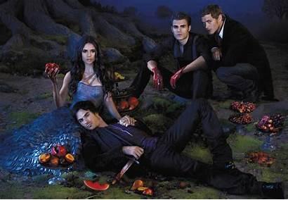 Diaries Vampire Wallpapers Elena Gilbert Nina Dobrev