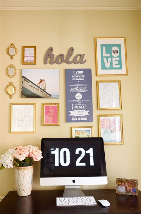 Office Wall Decor by Office Wall Decor Ideas And Photos