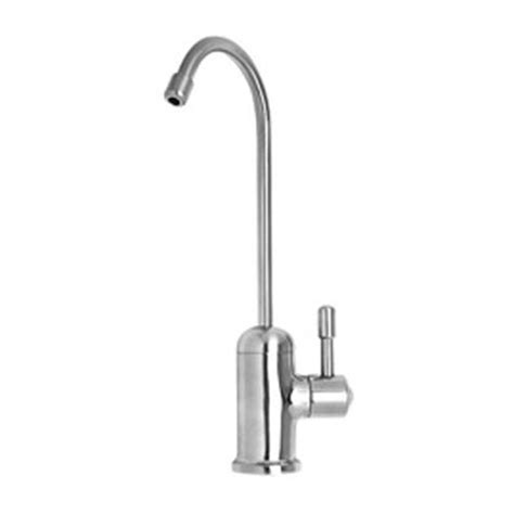 Faucets for reverse osmosis systems