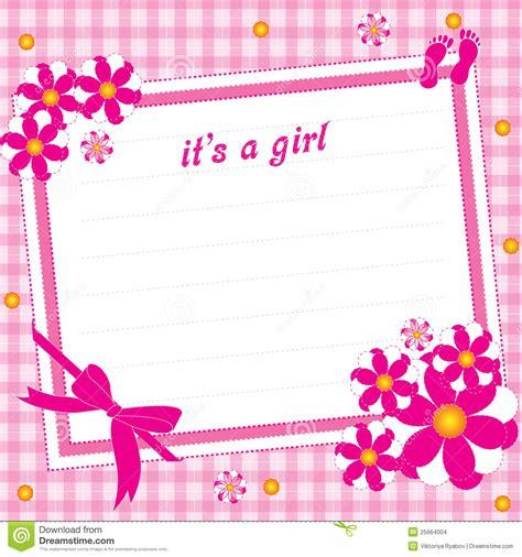 girl stock vector image  congratulations