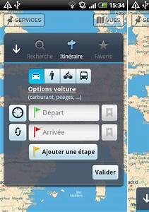 Itinéraire Gratuit Mappy : mappy android t l chargement cnet france ~ Medecine-chirurgie-esthetiques.com Avis de Voitures