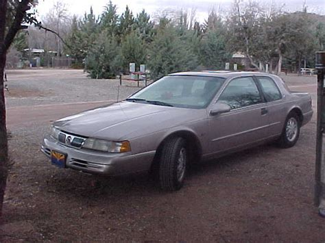 how to learn about cars 1994 mercury cougar navigation system db85016 1994 mercury cougar specs photos modification info at cardomain
