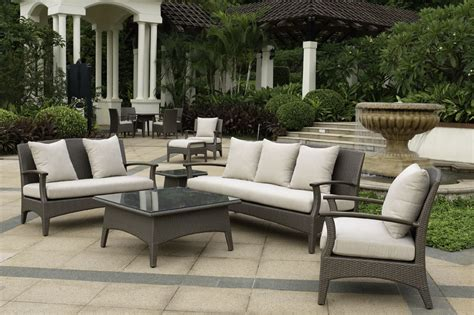 china outdoor furniture country sofa set china outdoor