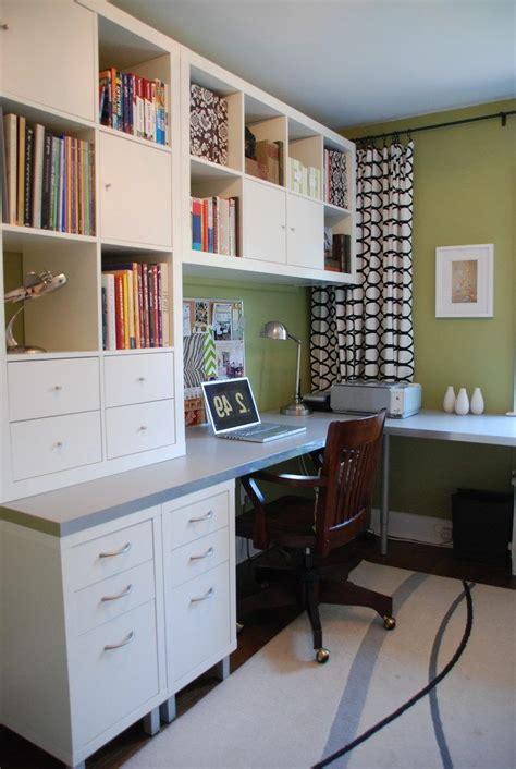 Kallax Schreibtisch Ikea by Ikea Kallax Home Office Contemporary With Desk L L Desk