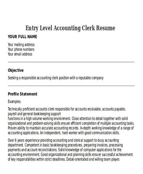 21 accountant resume templates free premium