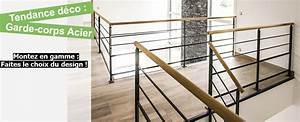 Garde Corps Escalier Interieur : garde corps inox acier alu rambarde escalier ~ Dailycaller-alerts.com Idées de Décoration