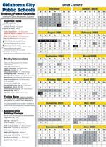 calendars student calendars