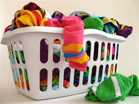 Make Laundry Easier  Buckets & Bows Maid Service