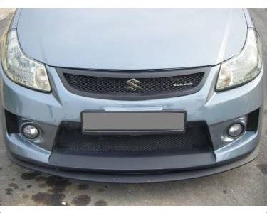 front bumper  suzuki sx  sale mcf marketplace
