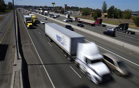 force  highway speeds  truck  bus