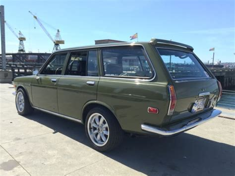 Datsun 510 Bluebird For Sale by 1973 Datsun 510 Wagon Bluebird