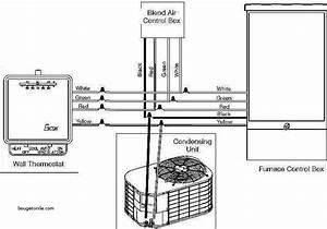 Damper Wiring Diagram