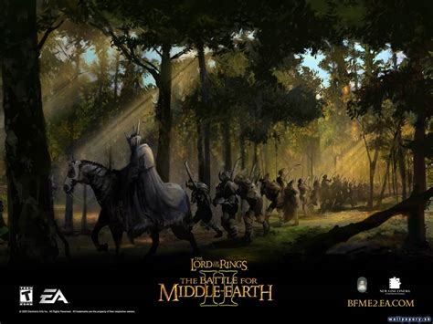 Lord Of The Rings The Battle For Middle Earth 2
