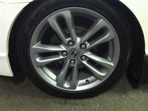 2008 honda civic si wheels with tires 550 possible trade