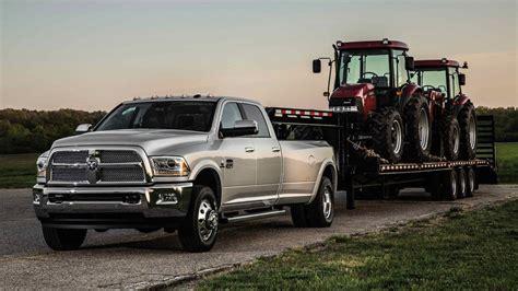 ram  heavy duty pickup trucks