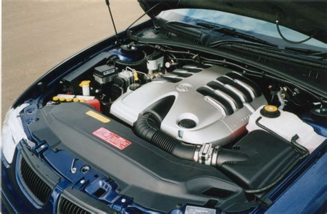 Holden Commodore Length