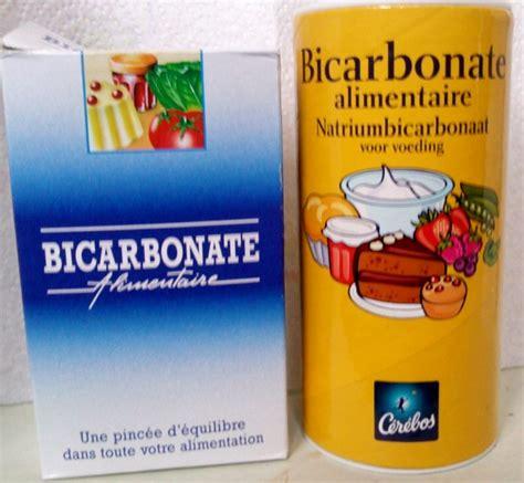 bicarbonate cuisine pâte à crème autres tambouilles de cosméteuse le