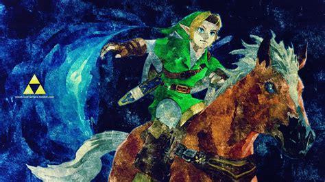 Cool Legend Of Zelda Wallpapers Link The Legend Ii Full Hd Wallpaper By Soenkesadventure On Deviantart