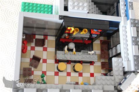 I love a good cup of coffee, so i really love this modular lego coffee shop. Inside my Café Corner - LEGO Town - Eurobricks Forums