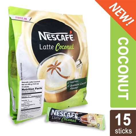 Then, you can now transfer your coffee into a glass container to cool at room temperature for an hour and move it to the fridge to cool for two hours. Nescafe 3 In 1 Instant Coffee Nutrition Facts | Besto Blog