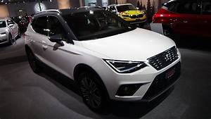 Seat Arona Xcellence Automatikgetriebe : 2018 seat arona xcellence tsi exterior and interior ~ Jslefanu.com Haus und Dekorationen