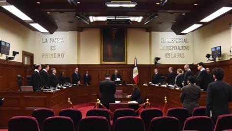 Determina SCJN que procesados puedan obtener libertad
