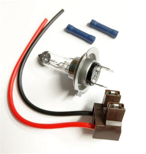 H7 499 477 Bulb & Holder Plug Headlamp Wiring Repair