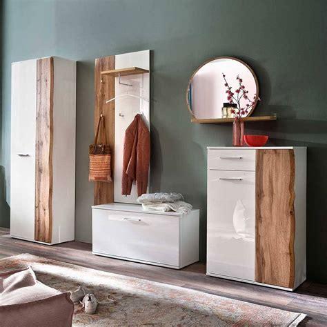 Garderoben im set günstig bei xxxlutz kaufen. Design Garderoben Kombi Möbel in Weiß Hochglanz ...