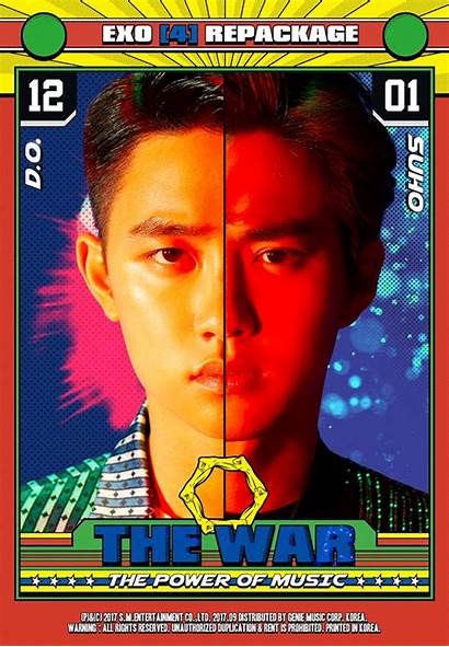 Suho Exo Power Individual Teaser Teasers Powers