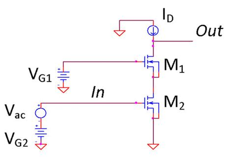 Mosfet Cascode Intuitive Explanation Electrical