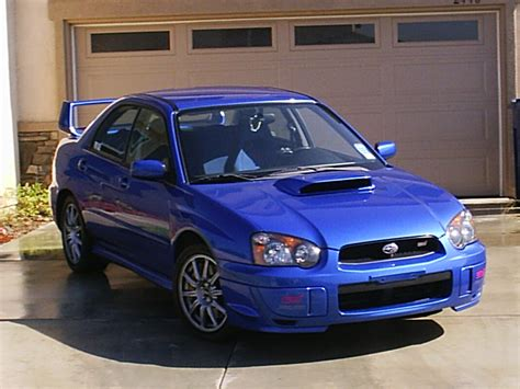 Fs = 2004 Subaru Wrx Sti