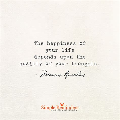 Marcus Aurelius Quotes Happiness Quotesgram