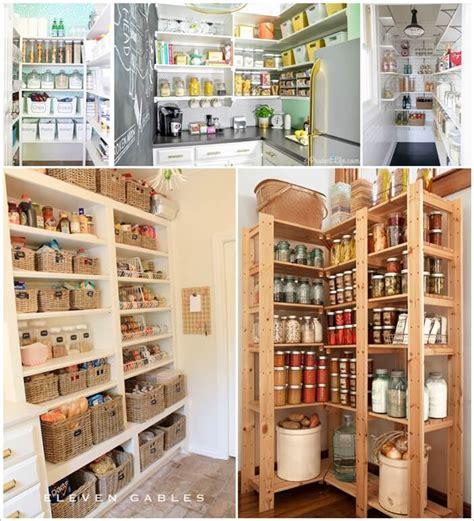 Amazing Pantry Designs by Amazing Interior Design