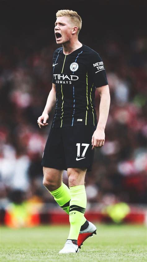Kevin De Bruyne - Manchester City Away Kit   Fotografia de ...