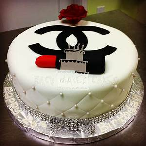 Chanel Cake — Rach Makes Cakes