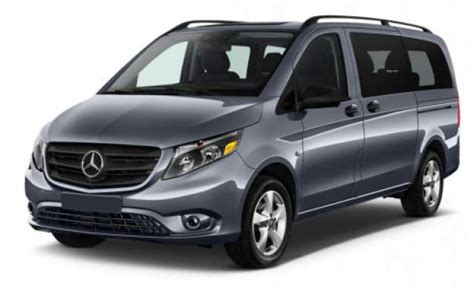 mercedes benz metris performances