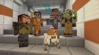 star wars rebels skin pack   minecraft  xbox