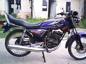 Yamaha Rx King 2003 Biru