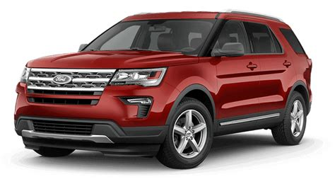 2018 Ford Explorer by 2018 Ford Explorer Ford