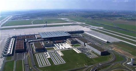 Berlīnes jauno lidostu iecerēts atklāt 2020.gada oktobrī ...