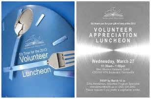 bridesmaid luncheon wording volunteer appreciation lunch invitation