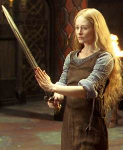 Ten of Sci-Fi, Fantasy, and Anime's Best Female Characters ...  Eowyn