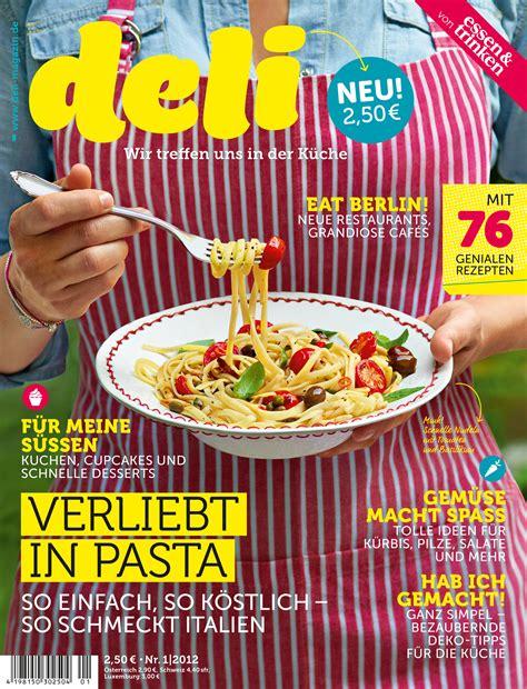 Deli Magazin Abo by Horizont Check Food Magazin Quot Deli Quot 252 Berzeugt Mit Guter